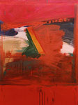 Auvergne 1976/78 Öl-, Lackfarbe auf Leinwand 125 x 90 cm