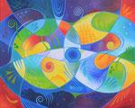 414 Augenschmaus, Öl auf Leinwand, 2014, 50x40 cm, verkauft