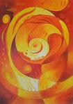 434 Ich liebe mich selbst, Öl auf Leinwand, 2015, 70x100 cm, 1000 Euro