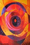 329 Mütterliche Kraft, Öl auf Leinwand, 2012, 60x90 cm, 750 Euro