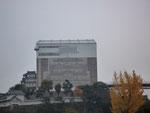 姫路城「平成の大修理」全景