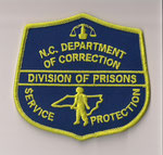 North Carolina Department of Correction - Division of Prisons - Service Protection