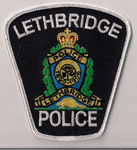 Lethbridge Police  (Ancien modèle / Last model)