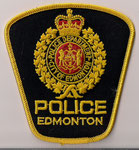 2 - Police Edmonton - Officier / Senior Officer  (Ancien/Obsolete)