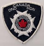 DND Canada MDN - Fire Department / Service d'Incendie  (Vieux/Obsolete)