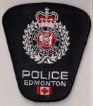 Police Edmonton - Agent / Patrol  (2ème modèle / 2nd model)  (Ancien modèle / Last model)