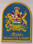 (1)  Alberta - Recreation & Parks  (Ancien/Obsolete)