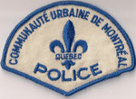"""BNQ - CUM - Police  (Avec le mot """" Police """"  /  With word """" Police """" )"""