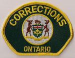 Corrections Ontario  (Vieux / Obsolete)