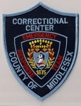 Correctional Center - County of Middlesex - Emergency Response Team