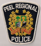 Peel Regional - Police  (Ancien/Obsolete)