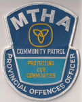 MTHA - Provincial Offences Officer