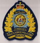 Insigne/Crest - Police Force/Force Policière - Moncton