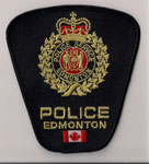 Police Edmonton - Officier / Senior Officer  (Ancien modèle / Last model)