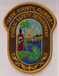 Public Safety Department - Dade County , Florida