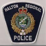 Halton Regional Police - Constable / Patrol  (Ontario)  (2ème modèle / 2nd model)