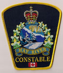 NWT - Hay River - Constable