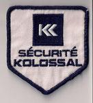 Sécurité Kolossal  (Defunct / Obsolete)  (Garda)