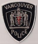 4. Vancouver Police  (2ème Génération / 2nd Generation)  (Ancien / Obsolete)