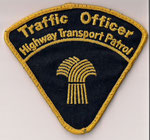 Traffic Officer - Highway Transport Patrol  (Vieux / Obsolete)