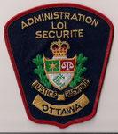 Administration - Loi - Sécurité - Ottawa