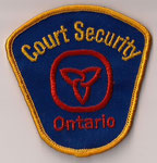 Court Security - Ontario