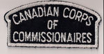 Canadian Corps of Commissionaires  (Vieux/Old)