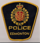 1 - Police Edmonton - Officier / Senior Officer  (Ancien/Obsolete)