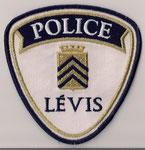 Police Lévis  (Actuel / Current)