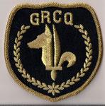 GRCQ  (Groupe de Recherche Canine du Québec)  (Defunct / Obsolete)  (Now it's Securitas / Maintenant c'est Securitas)
