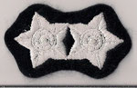 #1 - 10 ans de Service / 10 years of Service  (T-N & L / NF & L)  Corrections  (2 Étoiles / 2 Stars)  (Argent - Agent / Silver - Officer)  (Ancien / Obsolete)