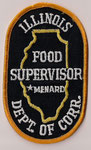 Illinois - Dept. of Corr. - Food Supervisor - Menard
