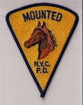 Mounted - N.Y.C.P.D.