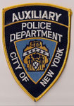 Auxiliary - Police Department - City of New York