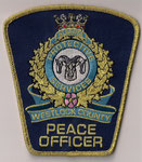 Alberta - Protective Services - Westlock County - Peace Officer
