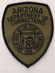 Arizona - Department of Corrections - ERT / SWAT