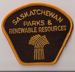 Saskatchewan - Parks & Renewable Resources
