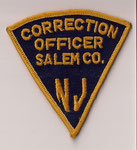 Correction Officer Salem CO. - NJ