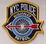 NYC Police - Highway Patrol