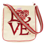 617JCL Love Messenger Bag
