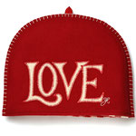 TC16 Love Tea Cosy(Red)
