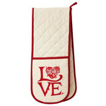UW015 Love Double Oven Glove