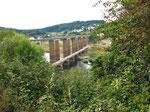 Brücke nach Portomarin