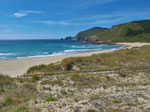Strand in Finisterre