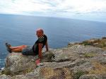 """Cabo de Finisterre. Präkolumbischer """"Ende der Welt"""""""