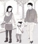 「週刊金曜日」連載主婦の科学・アズマカナコ著、恋愛 2014