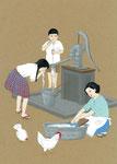 昭和の井戸