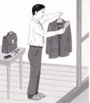 週刊金曜日」連載主婦の科学・アズマカナコ著、衣服 2014