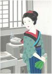 山本周五郎「柳橋物語」から、2015