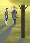 乙川優三郎「穴惑い」から・2011